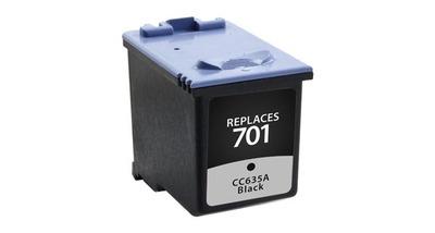 HP701 CC635A ---BLACK (Item#1364)... (INK REFILL)